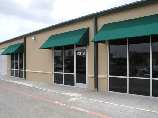 Awnings Dallas Fort Worth Commercial Fabric And Canvas