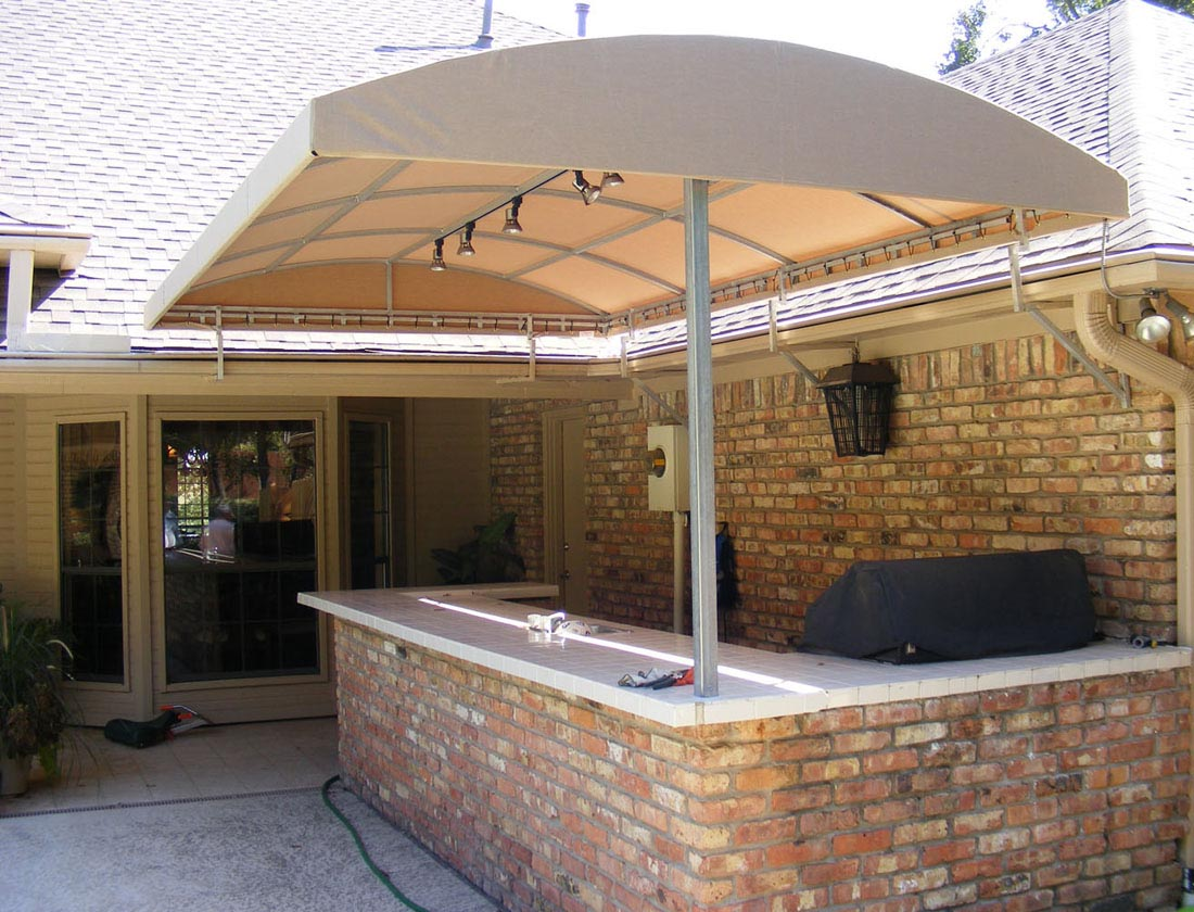 Awnings Dallas Fort Worth Residential Fabric Amp Canvas