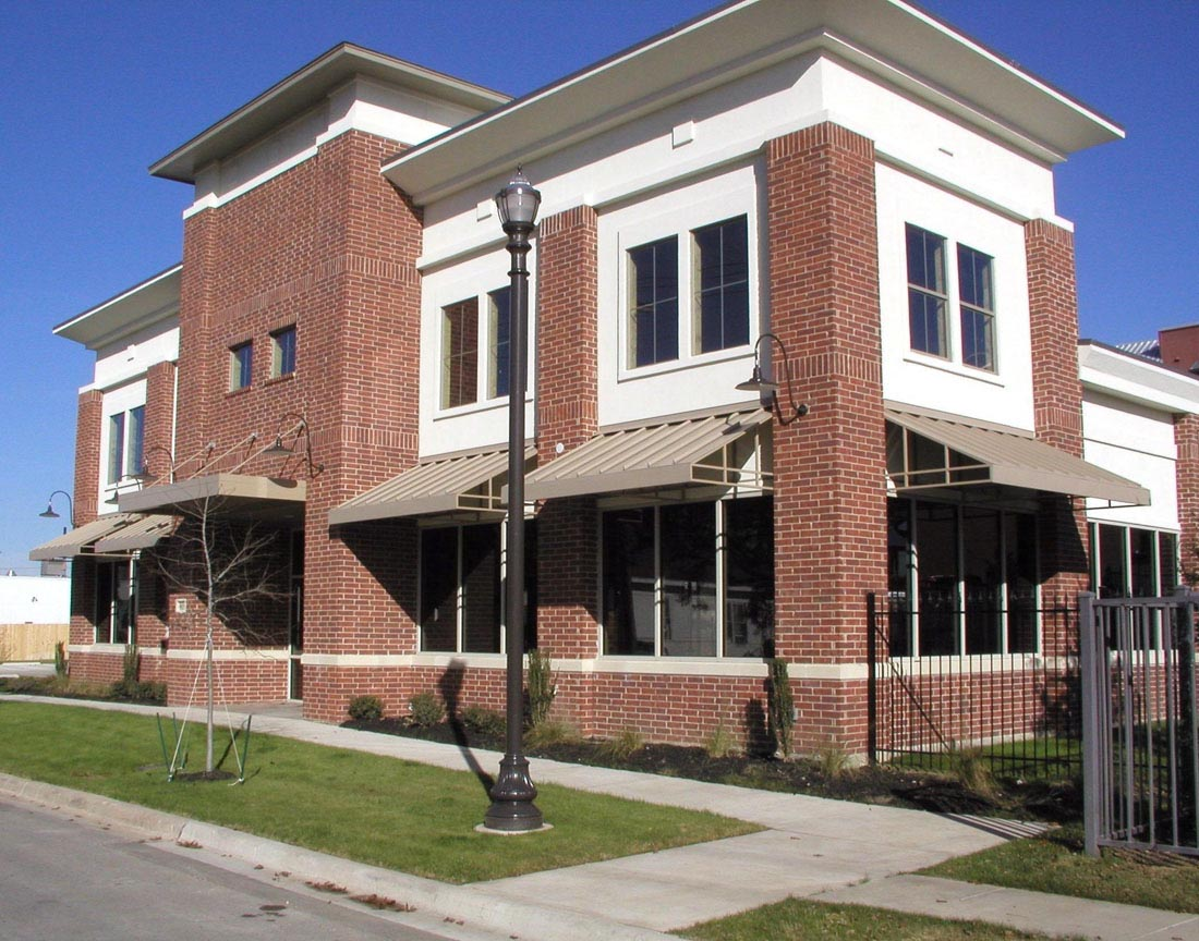 Awnings Dallas Fort Worth Commercial Metal