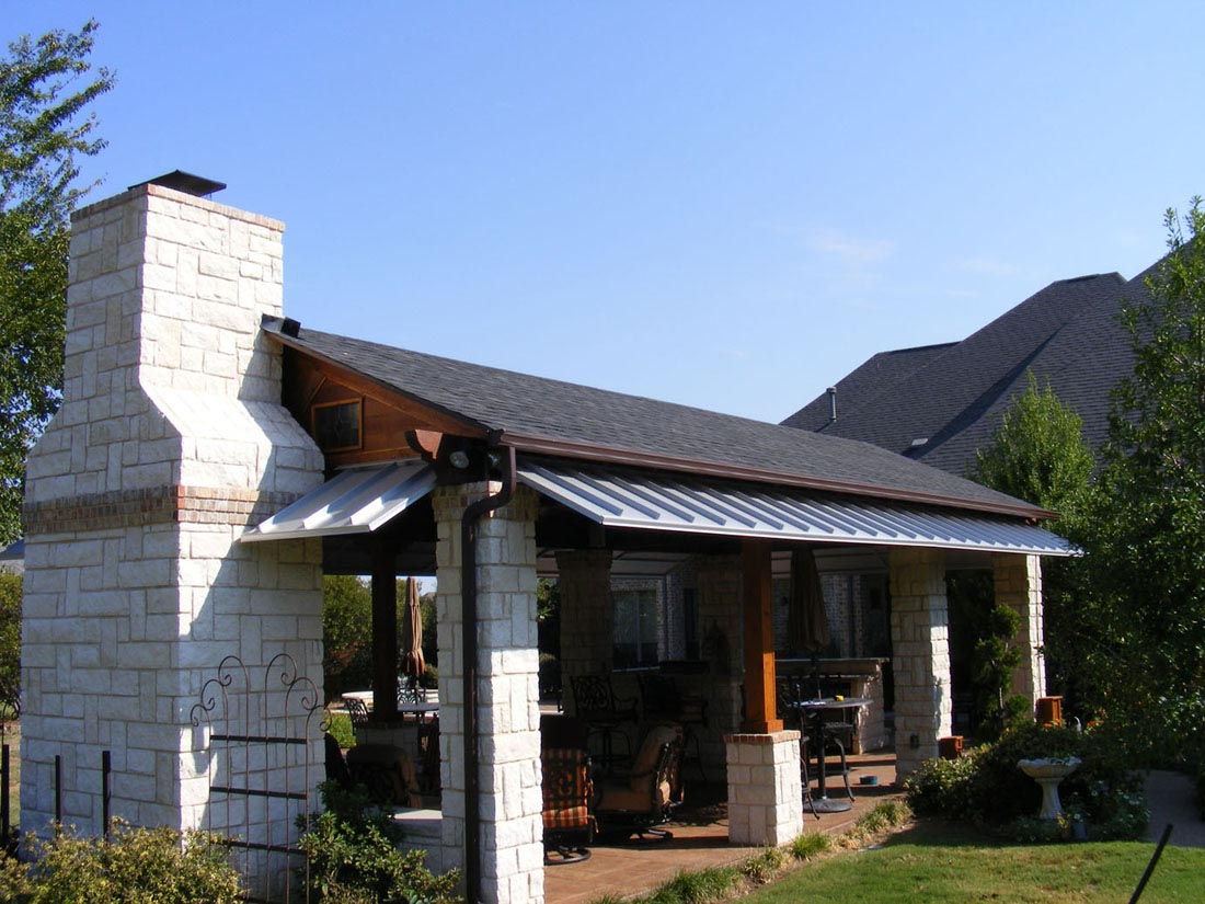 Awnings Dallas Fort Worth Residential Metals